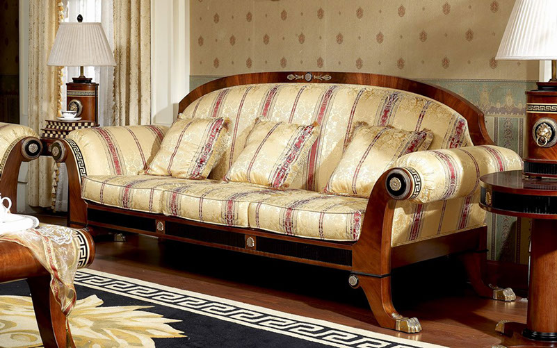 Elegant House Classic Italian European And French Luxury Furniture